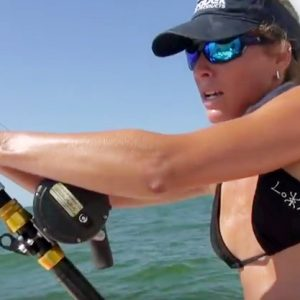 Offshore Fishing with Darcie Arahill is The Reel Deal