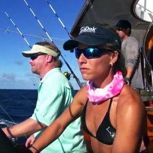 Darcie Arahill: Winter in South Florida is a Saltwater Fishing Fanatic's Dream