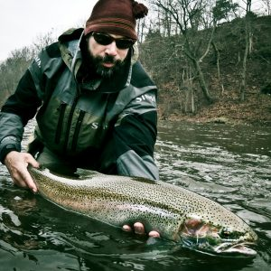 Louis Cahill Is The Voice Of Responsible Fly Fishing