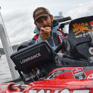 For Professional Bass Fisherman Mike Iaconelli, Perseverance is the Name of the Game