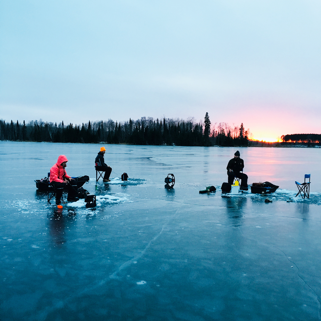 Tips and Hacks: Ice Fishing
