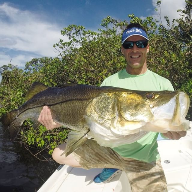 Jigging in Jupiter: Chasing Snook with Dale Ash