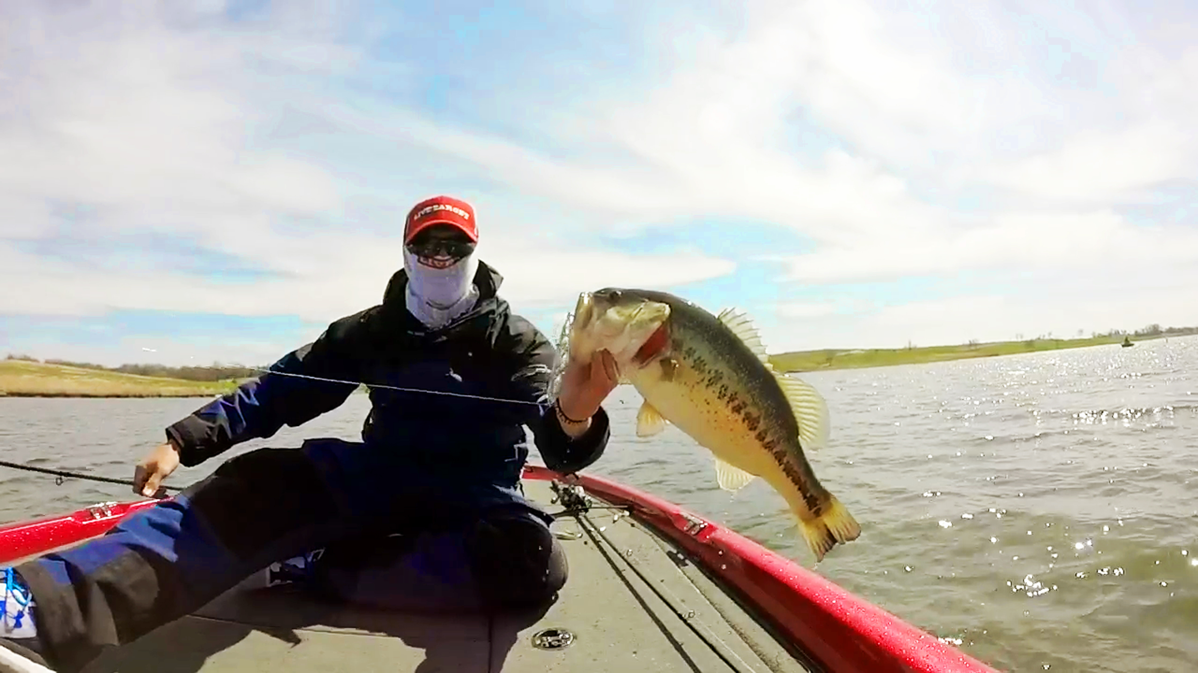 Andrew Nordbye's Cold Water Bassin' Tip #5 – Multiple Casts