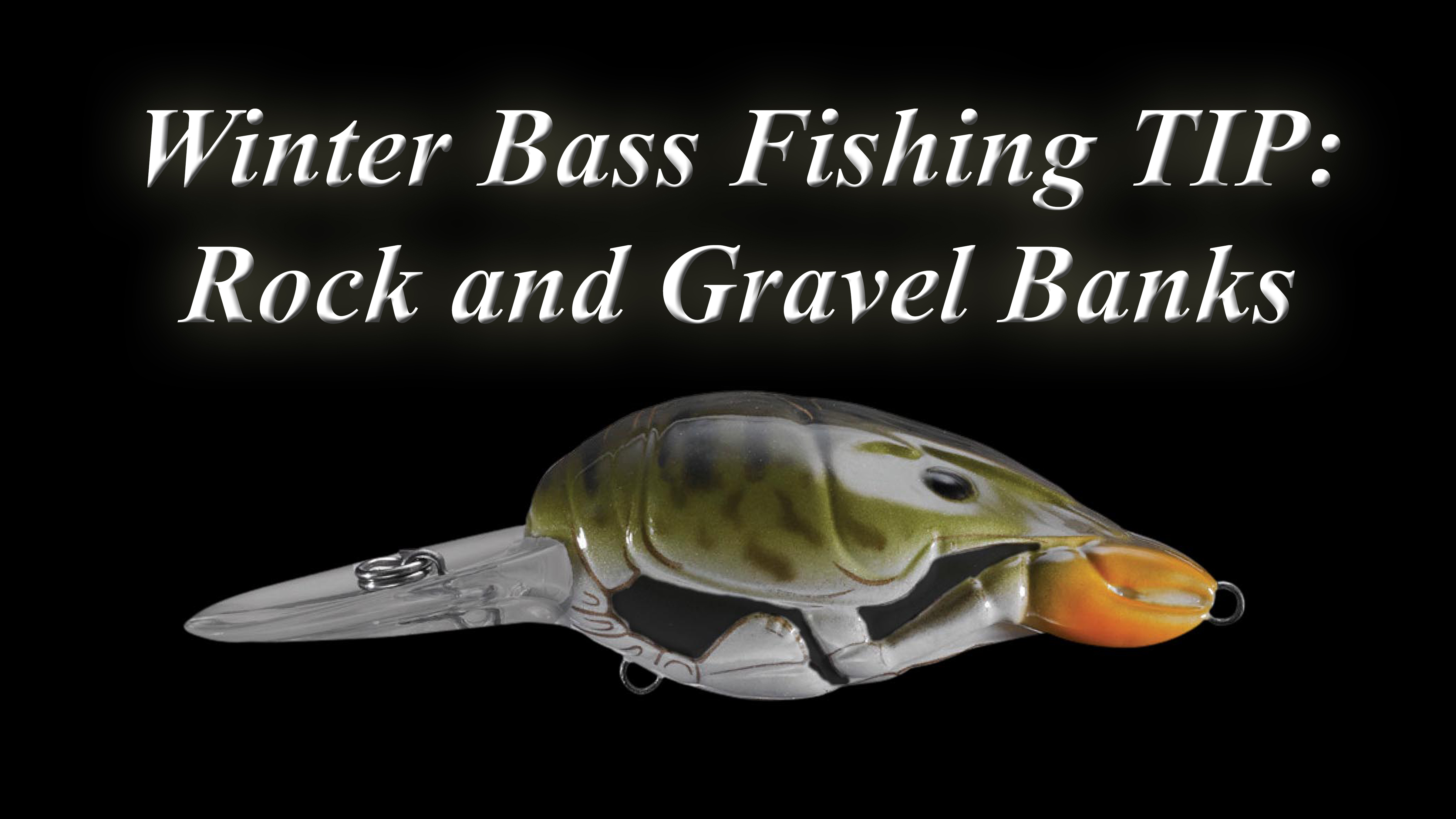Andrew Nordbye's Cold Water Bassin' Tip #3 – Where to Target