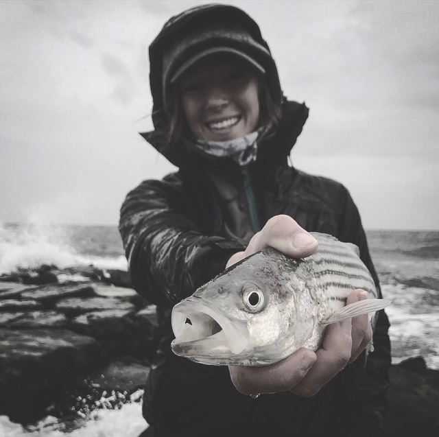 Stripping for Stripers: Fly Reeling with Morgan Mattioli