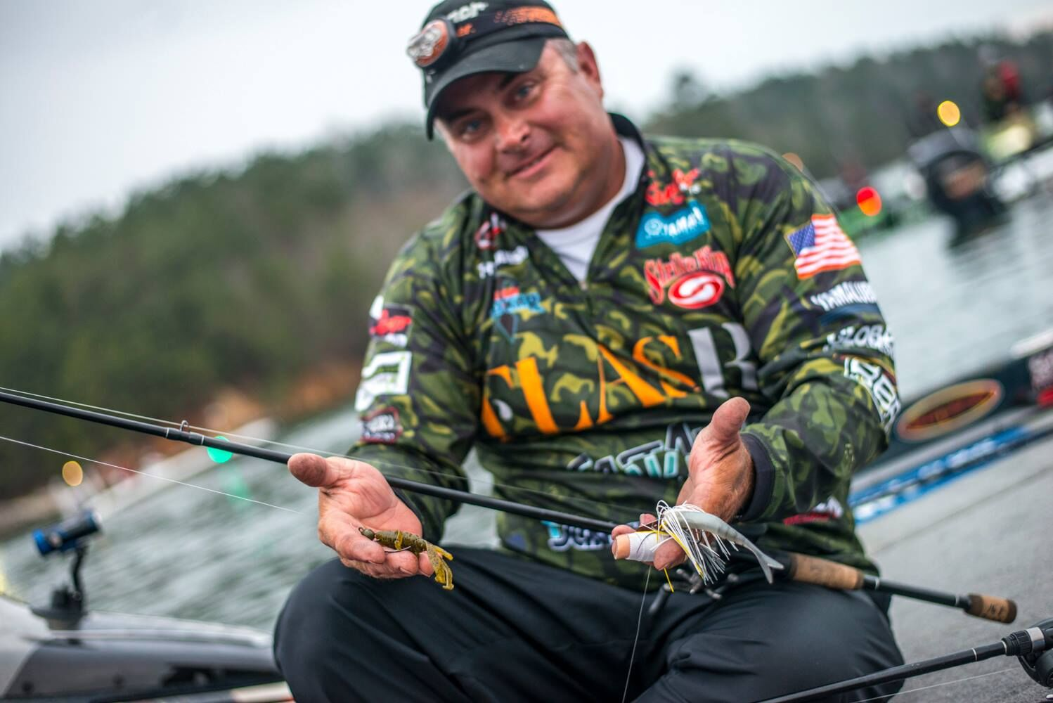 Outdoors Passion Fuels T-Roy Broussard
