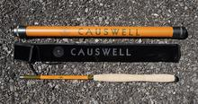 Win a 12′ Tenkara Rod from Causwell