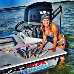 For Kim Hurt, Saltwater Reeling Was a Gamechanger